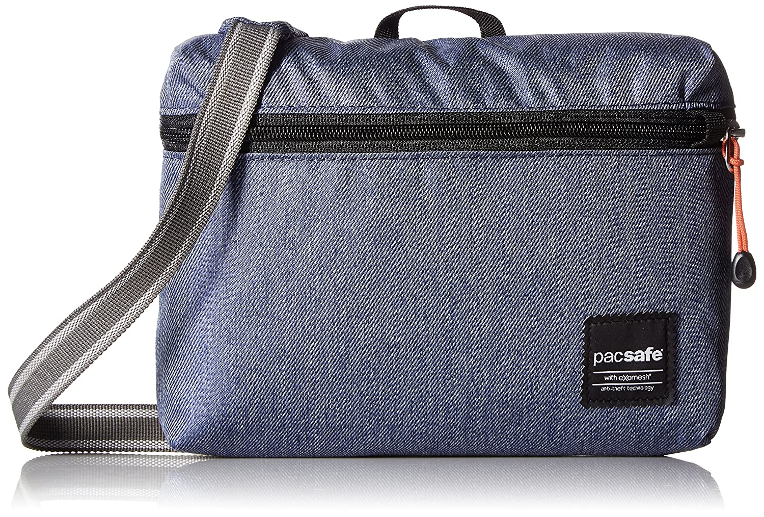 Pacsafe Slingsafe Lx50 Anti-Theft Mini Cross-Body Bag, Tweed Grey OUTS2 688334026080