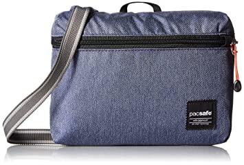 da7a9f9e26 Amazon.com  Pacsafe Slingsafe LX50 Anti-Theft Mini Cross Body Bag ...