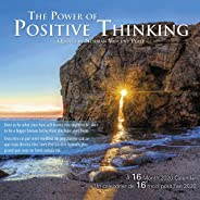 Mead 2020 The Power of Positive Thinking Wall Calendar, 12 X 12 Inches, Bilingual (DDF143-2820)
