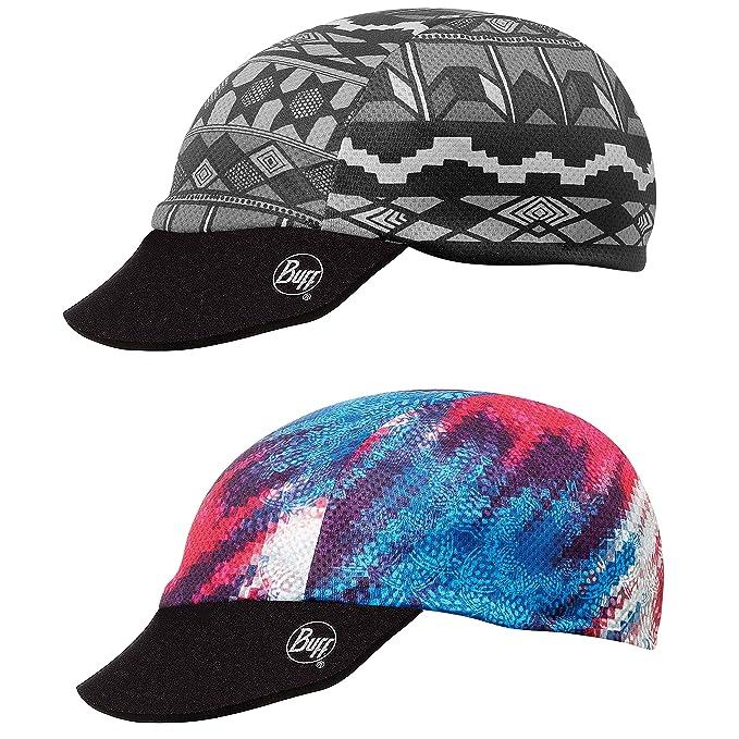 Buff - Gorra con protección UV, Color Morado: Amazon.es: Ropa y ...