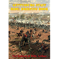 Gettysburg Staff Ride: Briefing Book [Illustrated Edition] (English Edition)