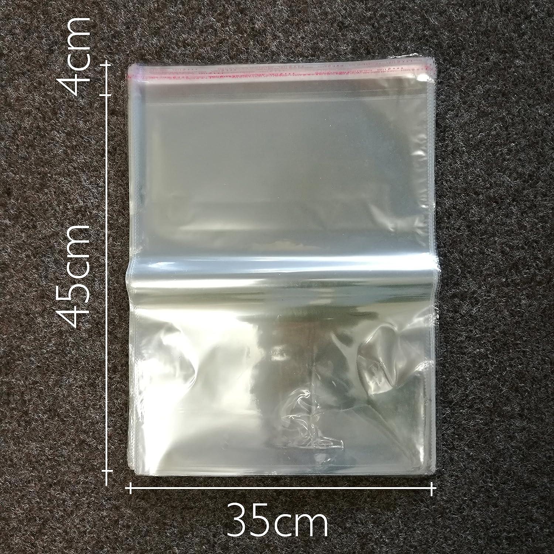 100 pcs Bolsas de Celofán Transparente Plastico Pequeñas OPP ...