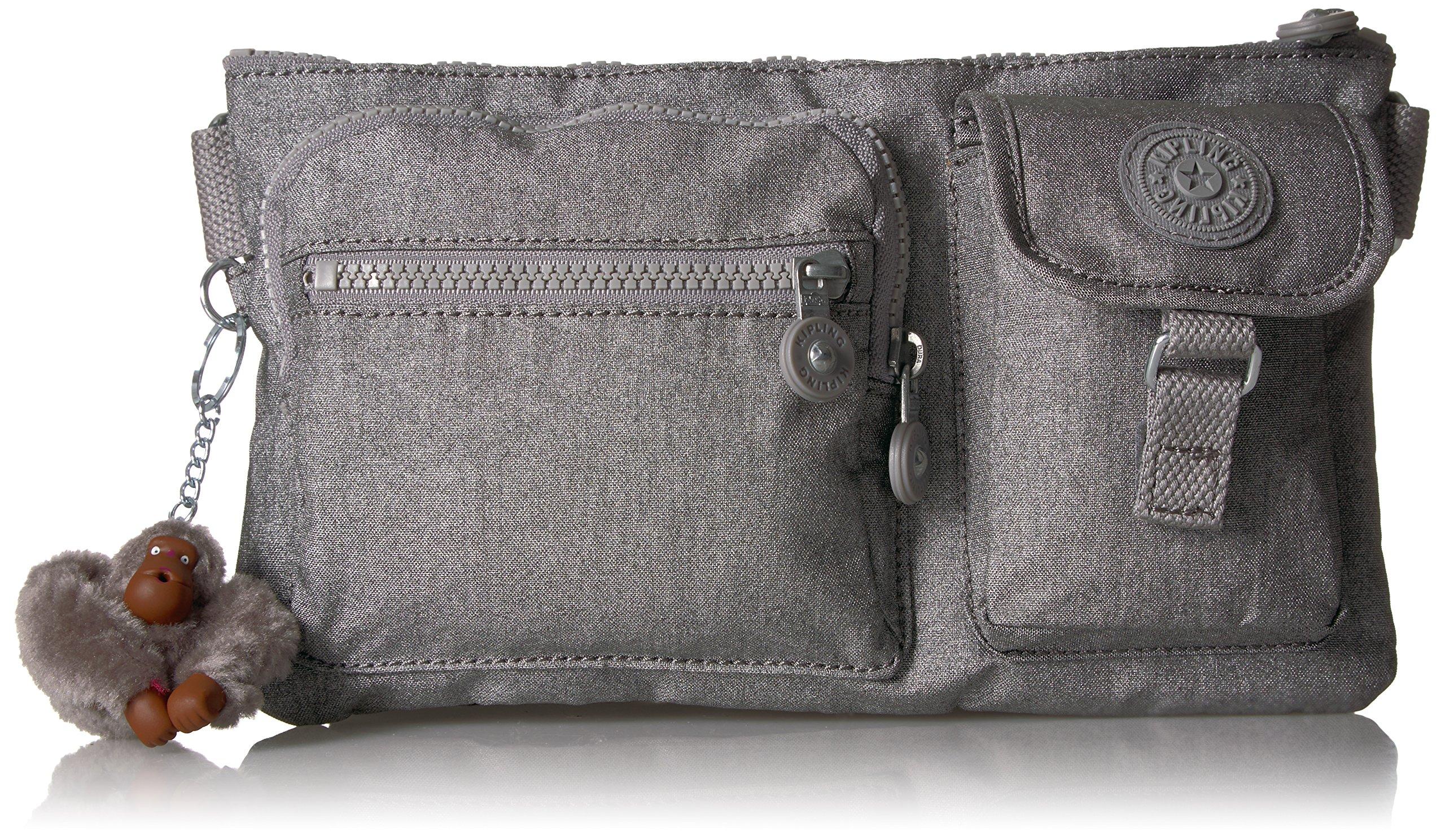 Kipling Women's Presto Metallic Convertible Waistpack