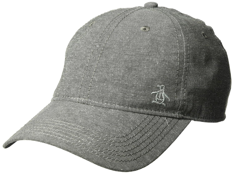 ff51f171ac4c0 Amazon.com  Original Penguin Men s Chambray Baseball Cap