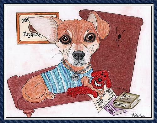 Dog Sketch Custom Portrait