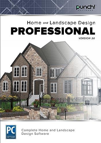 Amazon Com Punch Home Landscape Design Professional V20 Download Software