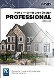 Software : Punch! Home & Landscape Design Professional v20 [Download]
