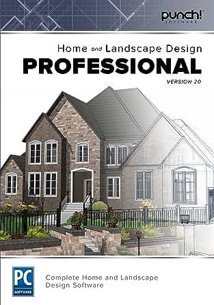 Amazon Punch Home Landscape Design Professional V48 Interesting Professional Garden Design Software Gallery