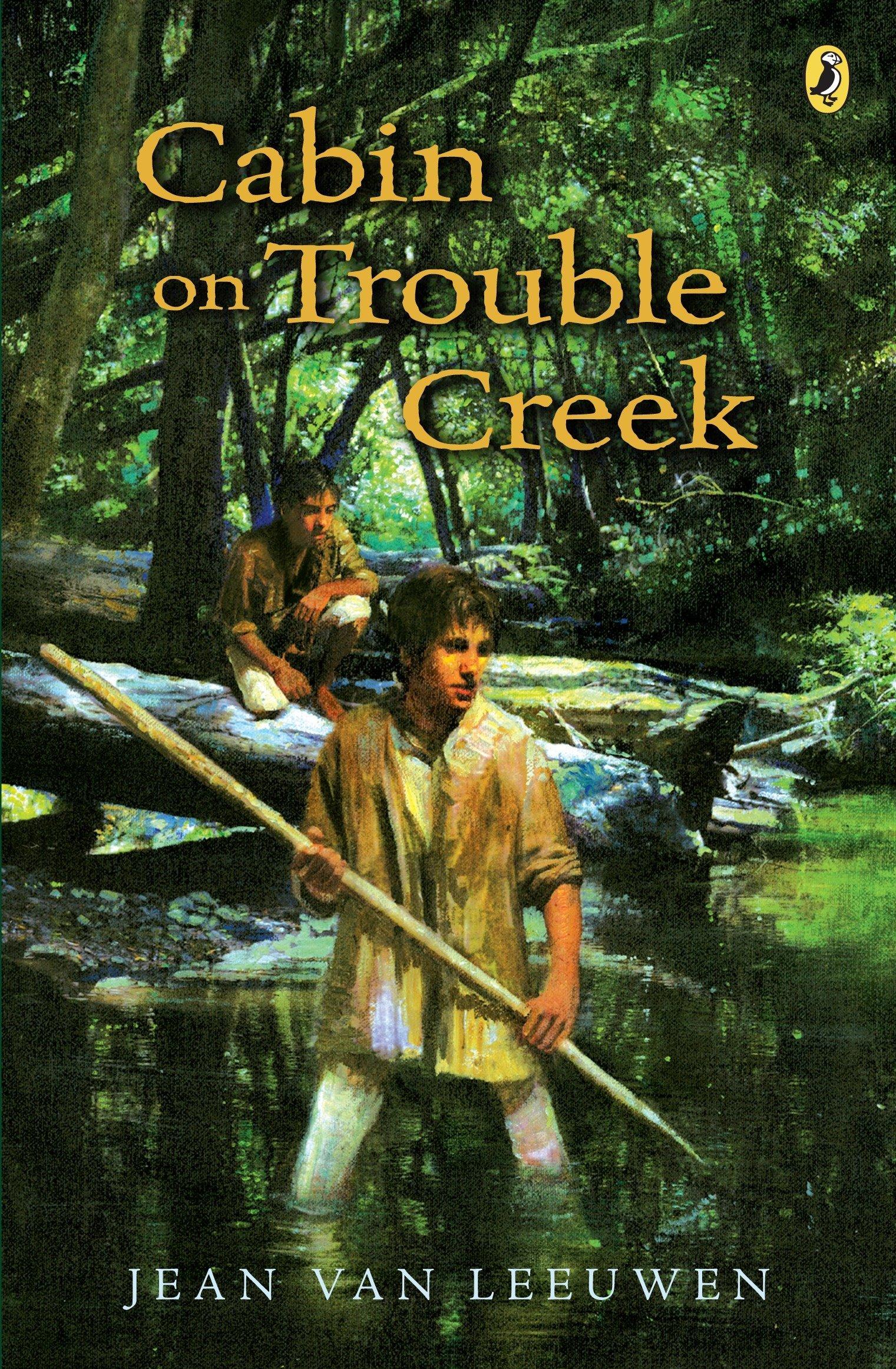 Read Online Cabin on Trouble Creek ebook