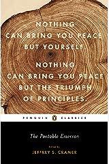 The Portable Emerson Kindle Edition