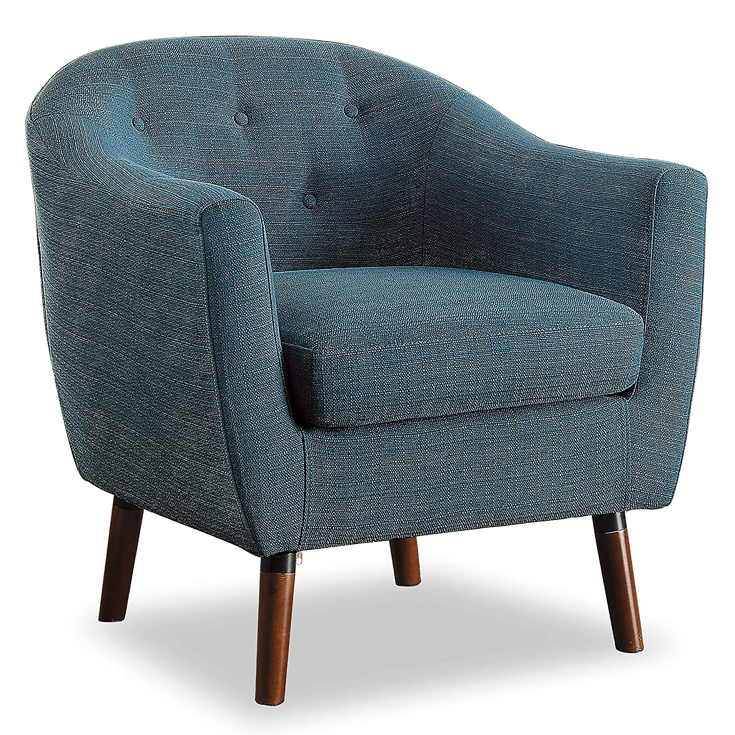 Homelegance Lucille Comfortable Chairs for Small Spaces
