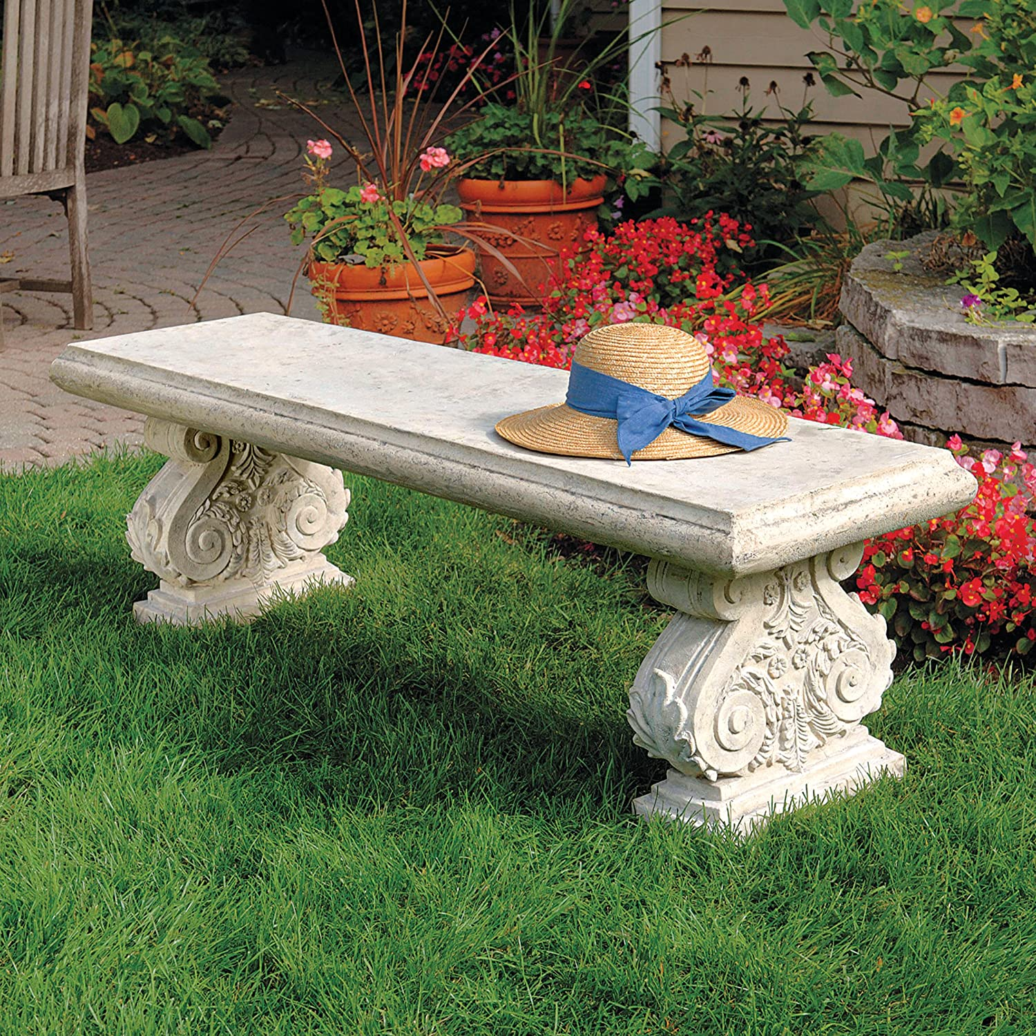 ca outdoor dp bench garden lawn lucia selling best patio amazon