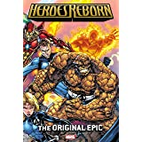 Heroes Reborn: The Original Epic Omnibus (Heroes Reborn Omnibus)