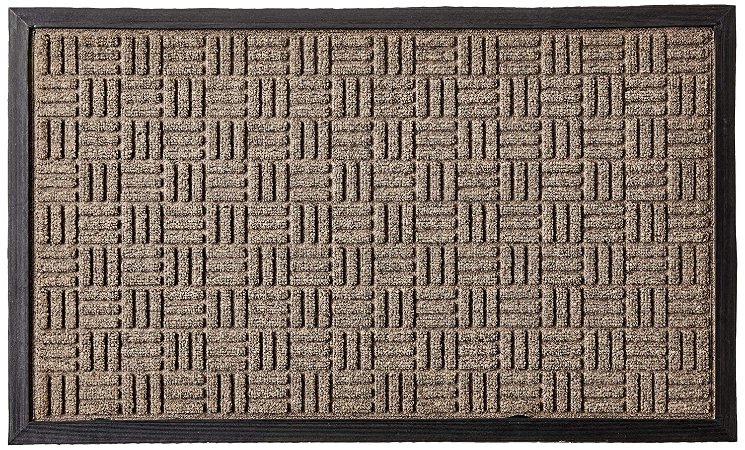Brown 18 -Inch X 30 -Inch Kempf Water Retainer Mat Brown 48x72-Inch
