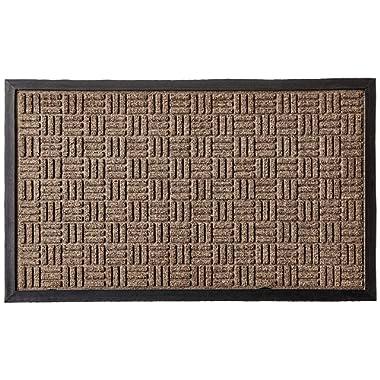 Kempf 5262 Water Retainer Mat, 18  x 30 , Brown