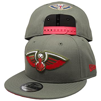 New Orleans Pelicans New Era Custom 9Fifty Snapback Hat to match Air Jordan  5 Camo  Amazon.co.uk  Sports   Outdoors cf26df4cf4b