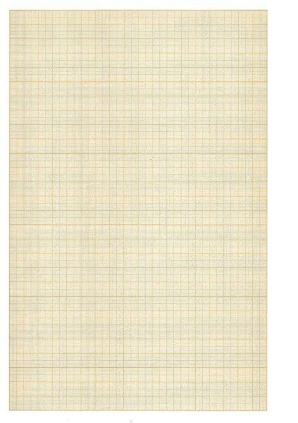 Clairefontaine 97136c Cuaderno Milimetrado Din A3 50 Hojas 297