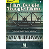 How to Play Boogie Woogie Piano book cover