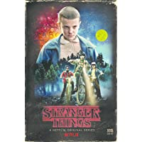 Stranger Things Blu-ray & DVD Combo in VHS Collectible Packaging