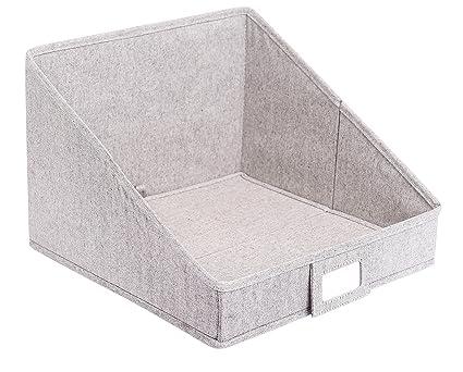 Attirant Internetu0027s Best Open Cloth Storage Bin   Closet Shelf Storage Box    Organize Sheets Blankets Towels
