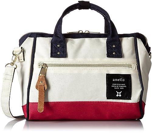 7208f74e684a Japan Anello MINI SMALL Tricolol 2 Way Unisex Shoulder Bag Poly Canvas  Waterproof AT-H0851  Amazon.ca  Shoes   Handbags