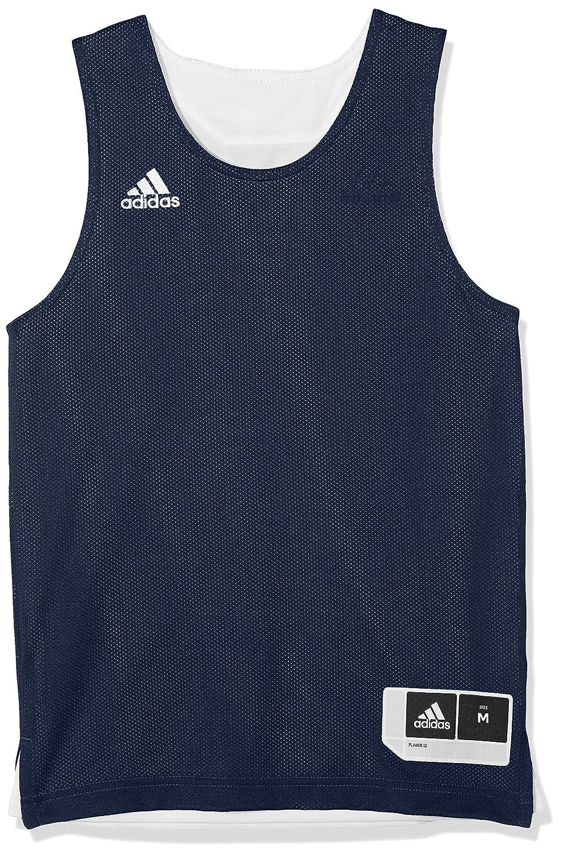 adidas Y Rev Crzy Ex J Camiseta de Baloncesto, Unisex niños Unisex niños