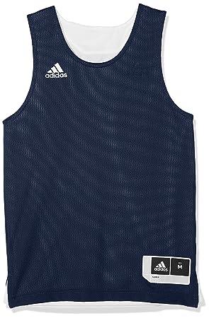 adidas Y Rev Crzy Ex J Camiseta de Baloncesto, Unisex niños: Amazon.es: Deportes y aire libre