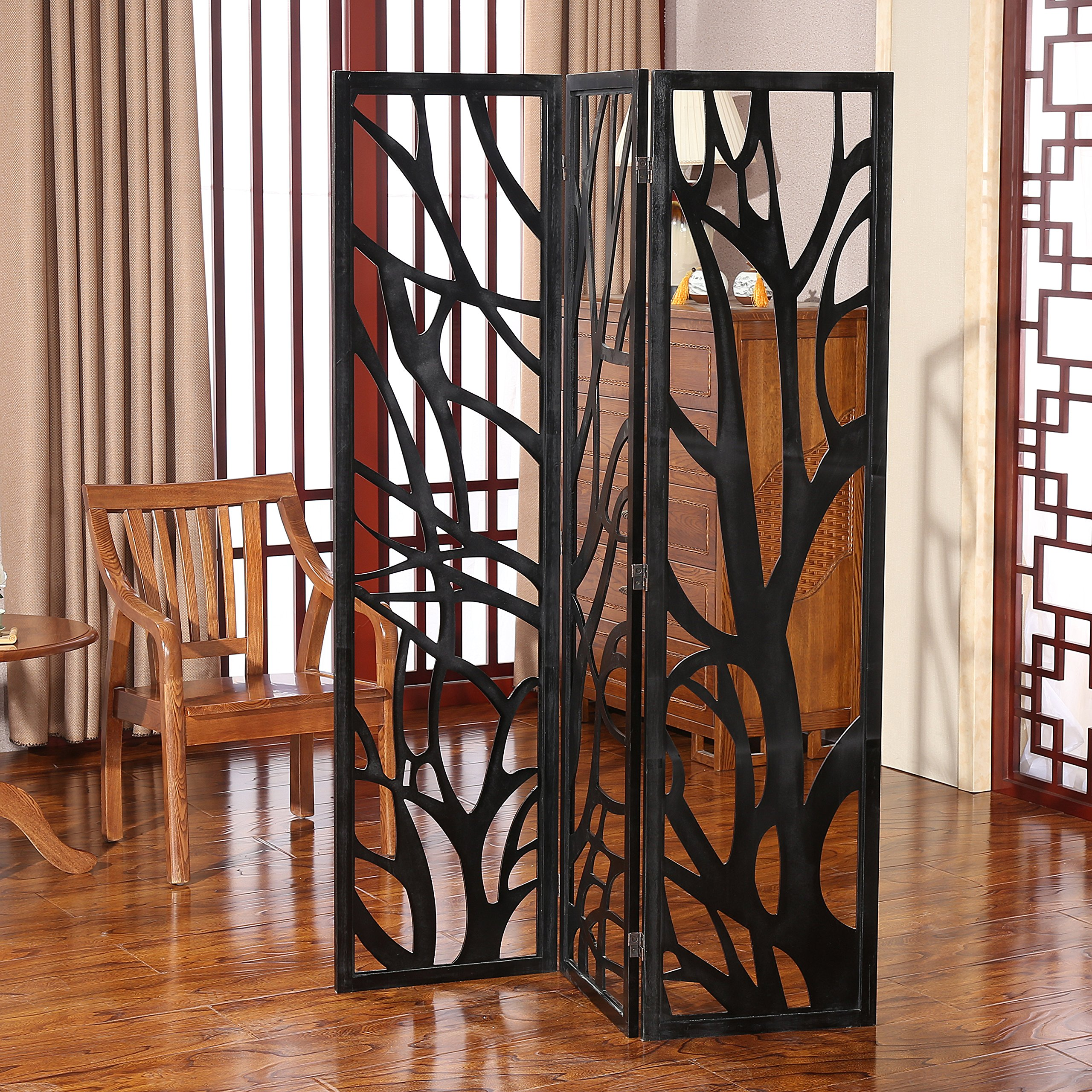 dividers pertaining wooden divider room decorative to decor cloth remodel screen idea