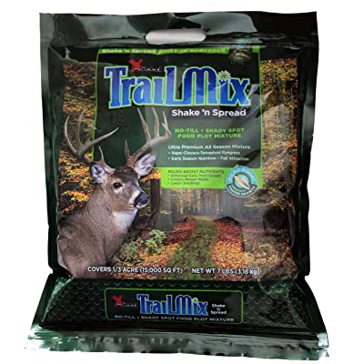 X-Seed 440FS0020UCT185-7 Food Plot Seed, 7-Pound : Garden & Outdoor
