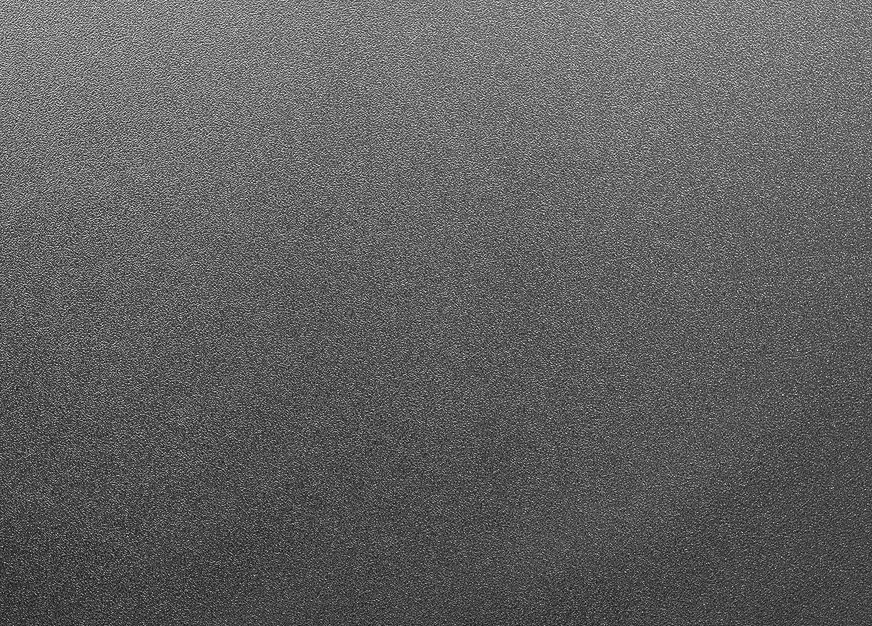 つや消しブラックステンドグラスウィンドウフィルム。ドアウィンドウプライバシーフィルム。非粘着。Static Cling Film。つや消しプライバシーウィンドウフィルム 48-inchx36-inch WF-48x36-WFS001B-1 B00IX2G54W 48-inchx36-inch48-inchx36-inch