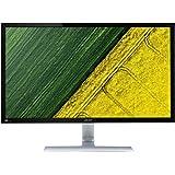 """Acer RT280KBMJDPX Monitor da 28"""", Risoluzione 3840 x 2160 Pixels, 300 ANSI lumen, 100M:1, Tempo di Risposta 1 Millisecondi, Nero"""