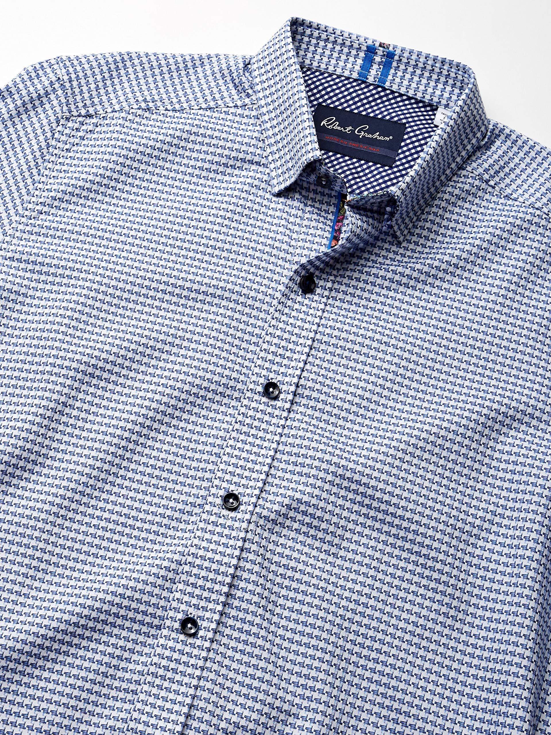 Robert Graham Mens Miller L//S Woven Shirt