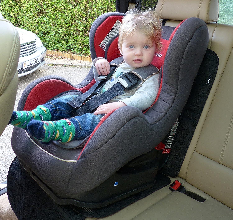 Amazon.com: Just Pure Hut Child Car Seat Protector Mat - Auto ...