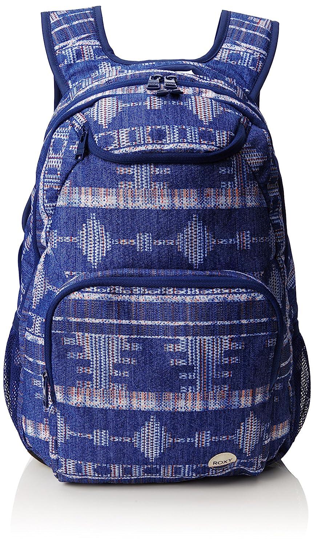 Roxy Shadow Swell - Mochila Casual, Color Azul, 24 litros, 40 cm: Amazon.es: Zapatos y complementos