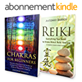 REIKI: From Beginner to Expert - Energy Healing Double Book Bundle (+Bonus!) - Ultimate Guide to Reiki Healing & Chakra Healing (Energy Healing, Chakras ... Symbols, Chakra Balancing) (English Edition)