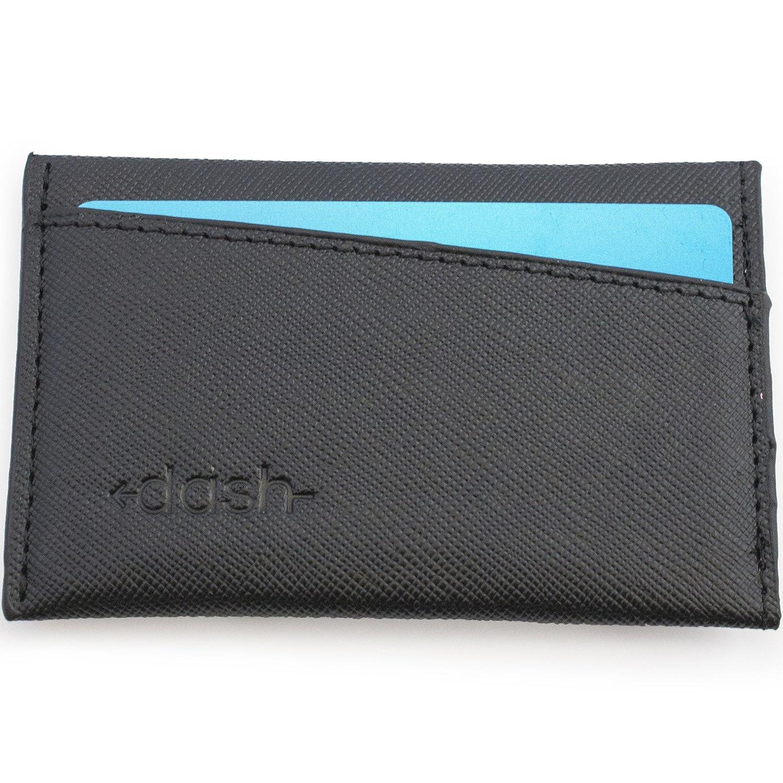 Dash Co. Premium Slim Wallet (Black) at Amazon Men s Clothing store  a303226371c