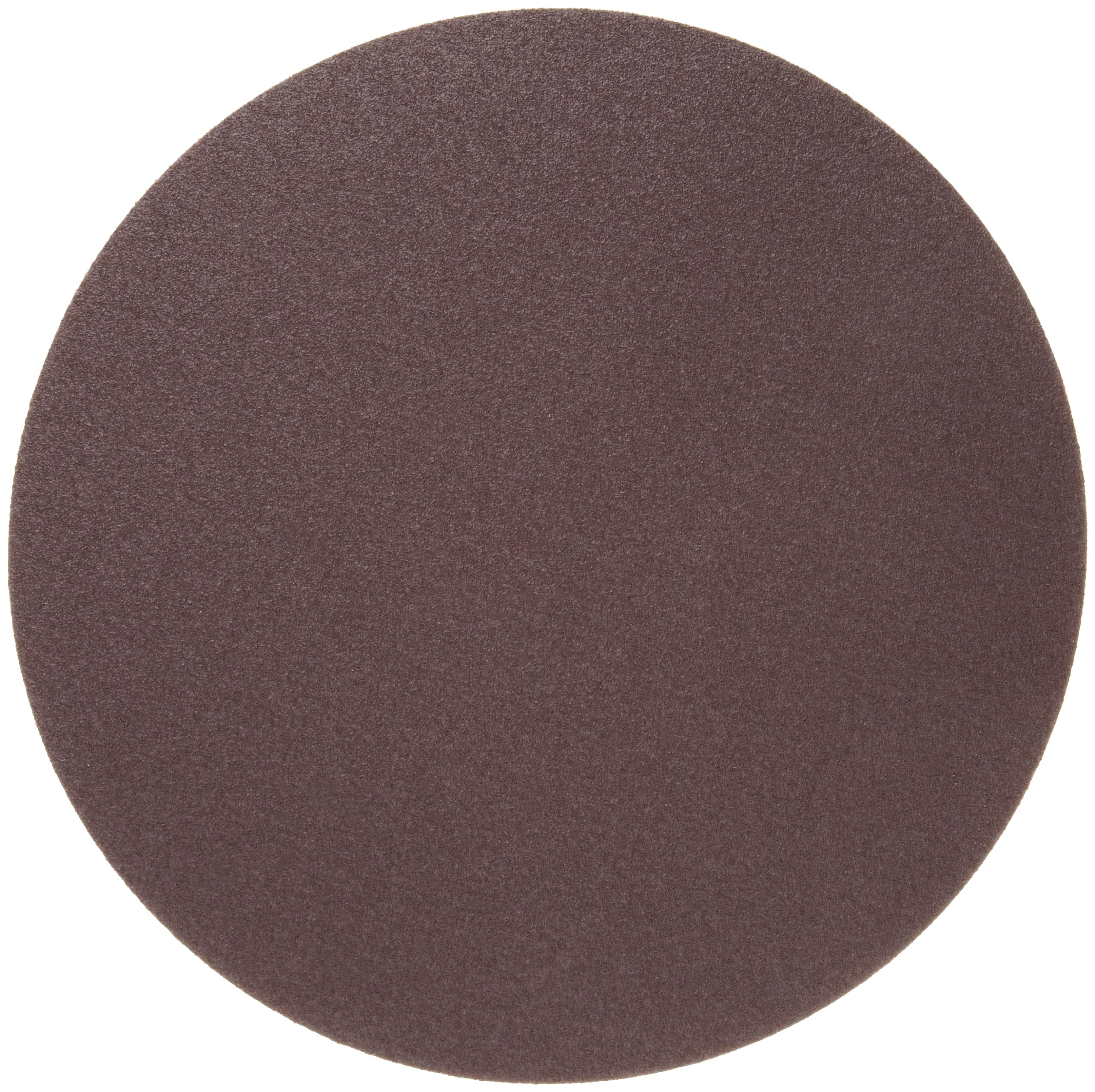 Norton Metalite R228 PSA Disc, Cloth Backing, Adhesive Backed, Aluminum Oxide, 12 inches Diameter, 120 Grit (Pack of 25)