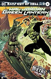 HAL JORDAN AND THE GREEN LANTERN CORPS #32 METAL RELEASE DATE 11/01/
