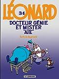 Léonard 34  Docteur génie et Mister Aie