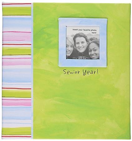 Amazon Senior Year High School Scrapbook Keepsake Photo Album
