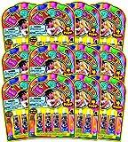 Ja-Ru Bloonies Party Favor Bundle Pack,( Pack of 12),4 each per pack