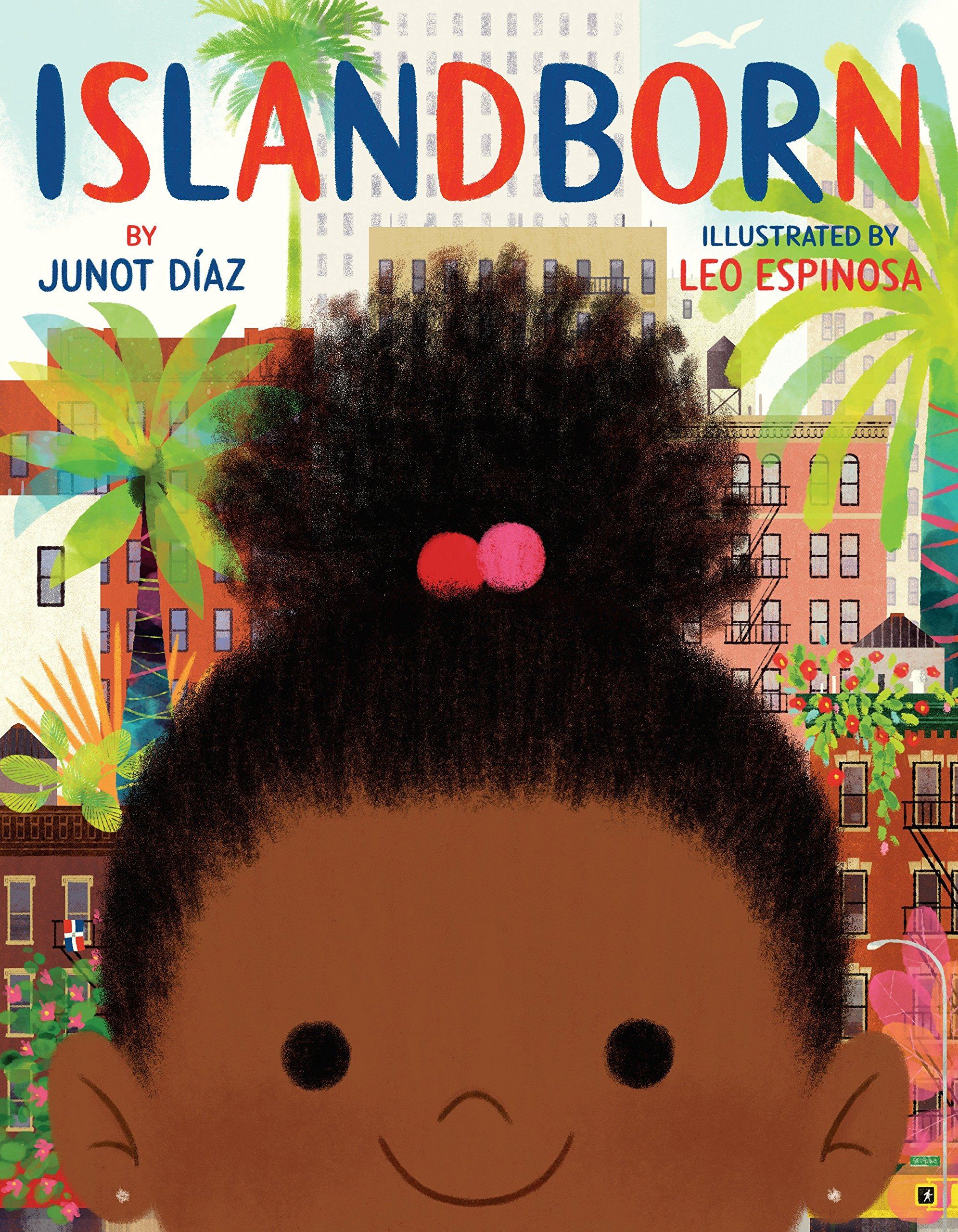 Image result for Islandborn by Junot Diaz
