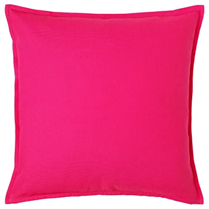 Amazon.com: IKEA GURLI Fundas de cojín, color rosa brillante ...