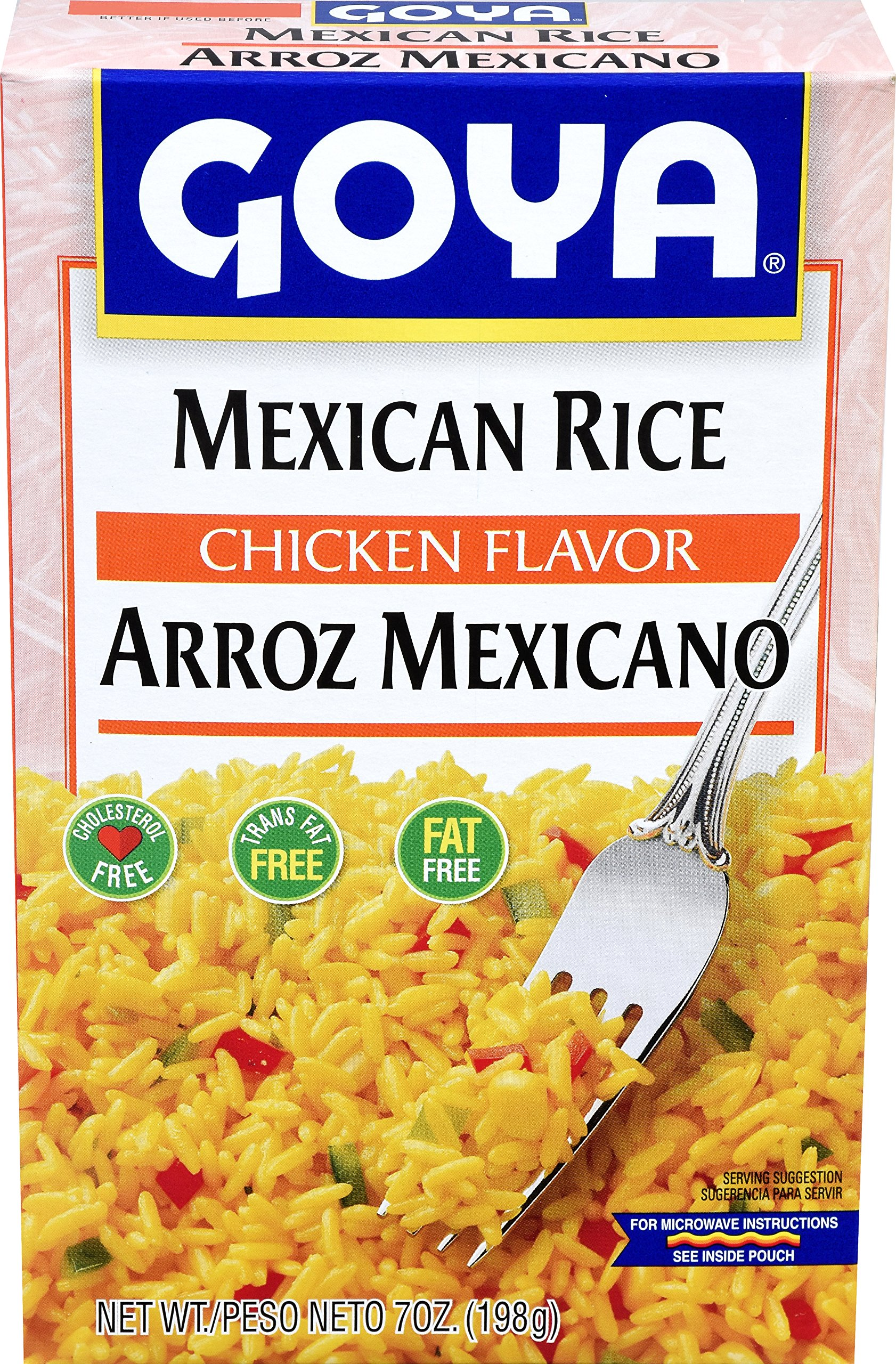 Goya Foods Mexican Rice Mix, 7 oz