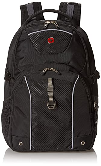 68cfeacb5d72 Swiss Gear 15 Inch Black Laptop Backpack - Buy Swiss Gear 15 Inch Black  Laptop Backpack Online at Low Price in India - Amazon.in