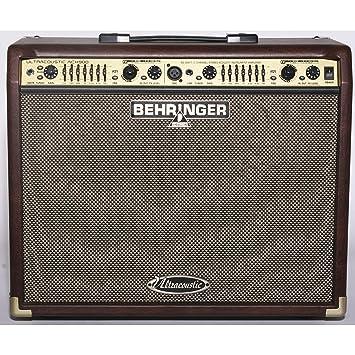Behringer ACX900 - Amplificador para guitarra acústica