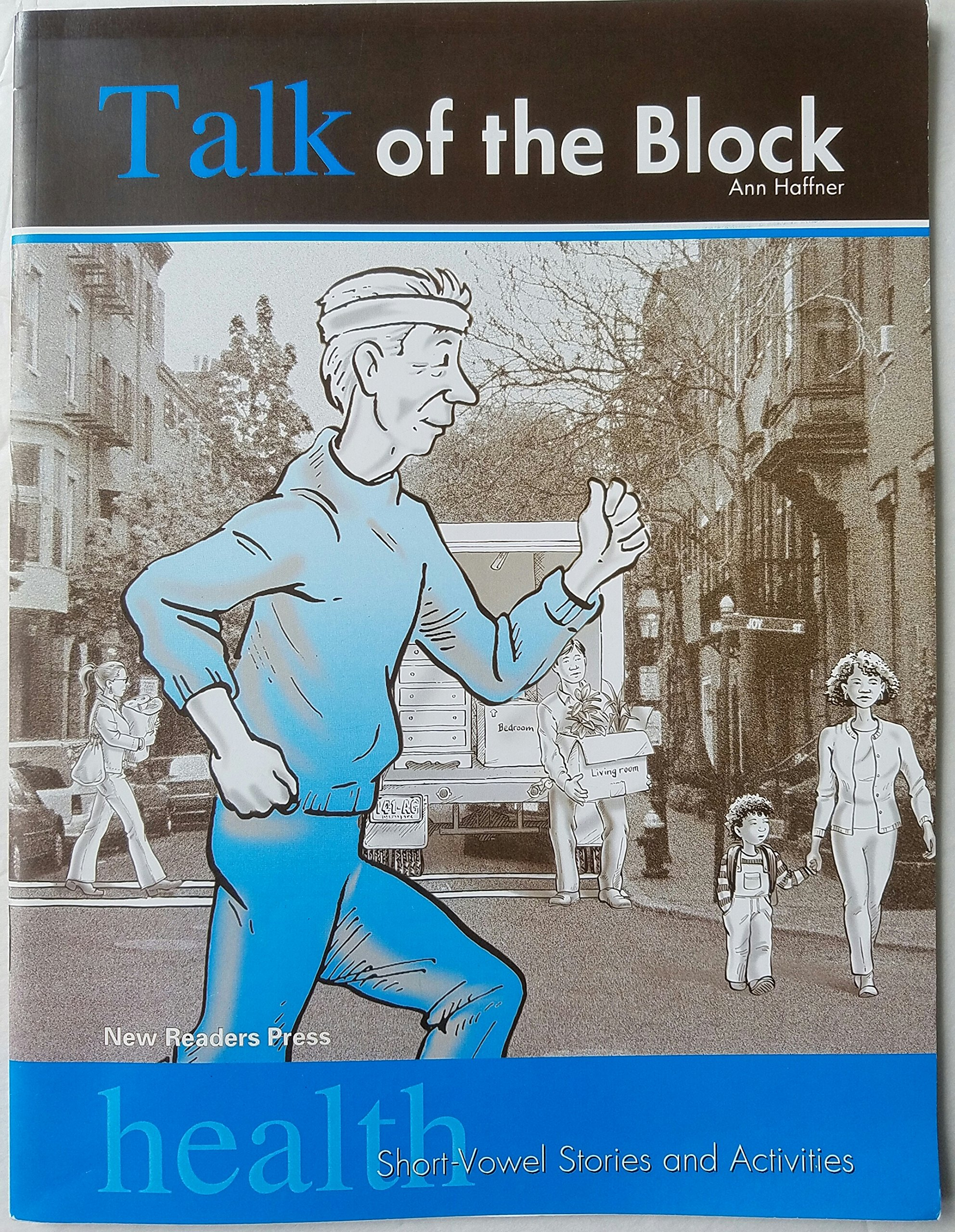 Short-Vowels Stories and Activities Health (Talk of the Block) ebook