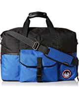 Steve Madden Men's Overnighter/Duffle Bag, Deep Blue