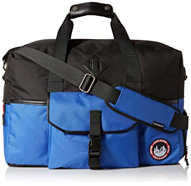a3ba411de4eb Image Unavailable. Image not available for. Color  Steve Madden Men s  overnighter Duffle Bag ...