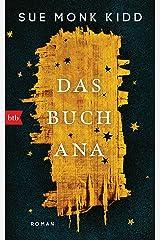 Das Buch Ana: Roman (German Edition) Kindle Edition